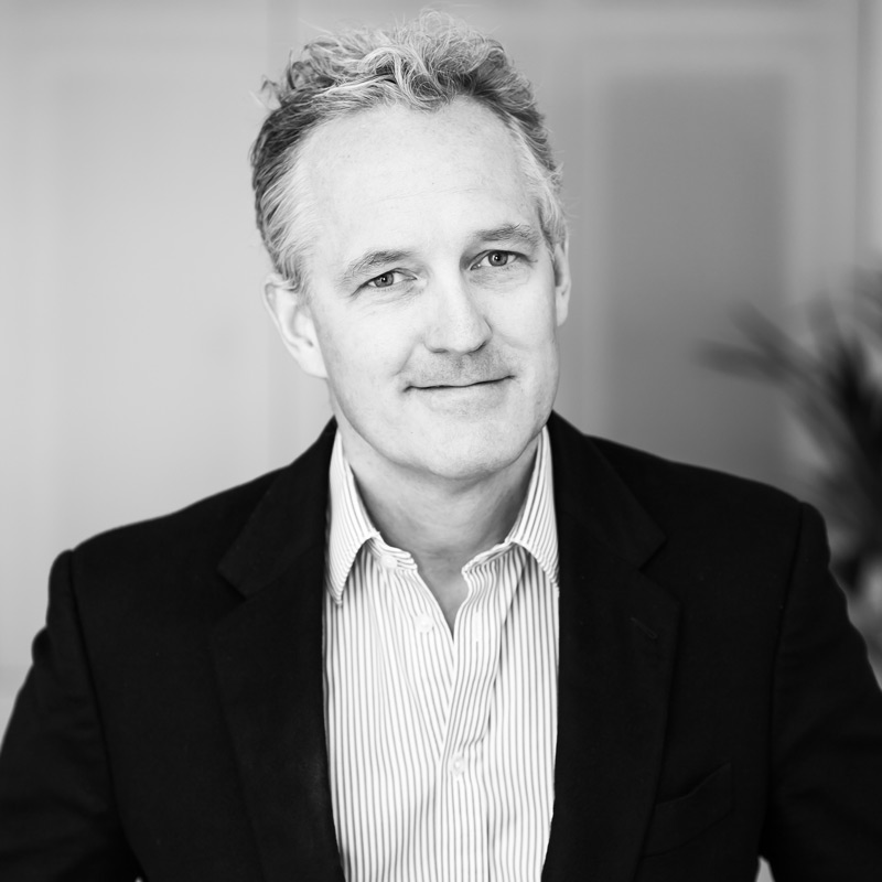 Gerard Griffin, QRails CEO/Co-Founder