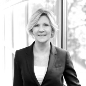 Melanie Barker, COO