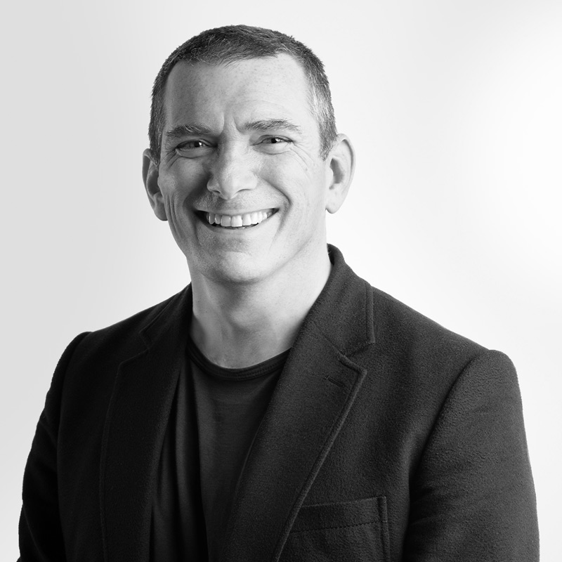 Jonathan Hughes, QRails Board Member